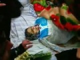 Old Woman Killed By The Regime In Ma'arrat Town