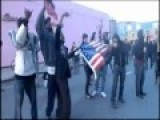 Oakland Occupiers Hold F*ck The 4th Day, Burn American Flags