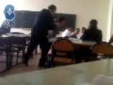 Old Style, Spanish Teacher Teaches A Moroccan Student