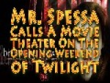 Prank Callers Shut Down Twilight At A Movie Theater