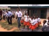 Prince Harry Shows His Dance Moves In Lesotho