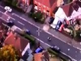 Police Chase Criminal On Moped - UK 15mph Style