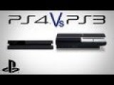 Playstation 4 Compared To PS3 How Big Is It?
