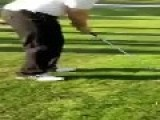Painful Golf Fail