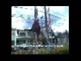 Philippine Vampire Dies After Getting Caught On A Power Line