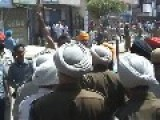 Punjab Police INDIA Firing On Protesting Sikhs