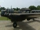 Pensioners Restore Rare WWII Lancaster Bomber