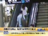 Pervert Kicked And Chased By Girl When Filming Her Up Skirt