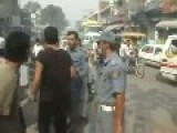 Pakistani Student Fight With Traffic Police