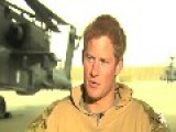 Prince Harry RUNS For Ice-Cream Truck In Afghanistan!