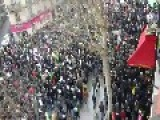 Paris: Tens Of Thousands Of Kurds Demonstrating Against The Execution Of Three Female Activists