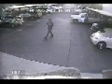 Parking Brake Fail On CCTV & Car Cam