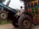 Pakistani Guy Driving Like A Boss Lol