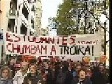 Portugal Evokes Revolutionary Spirit Against Austerity