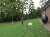 RedBull Space Jump Re-Enactment=Fail