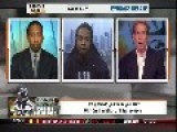 Richard Sherman Destroys Reviled TV Host Skip Bayless