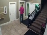 Russian Elevator Ghost Prank FAIL
