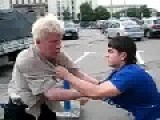 Russian Retards Fighting
