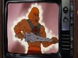 Retro TV He Man And She Ra