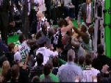 Rajon Rondo Vs Kris Humphries FULL FIGHT BRAWL Celtics Vs Nets