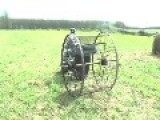 Redneck Rollercoaster - Hamster Wheel & Mini Bike