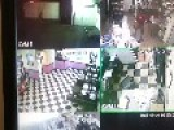 Robbery At Wing Zone