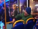 Racist Old Man N The Bus UK