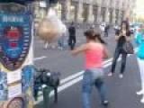 Russian Girls Vs Boxing Game Challenge
