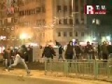 Raw Video: Bucharest January 2012