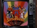 Retro TV Super Friends
