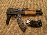 Romanian AK-47 Pistol Review