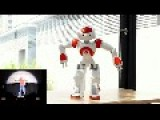Robot Impersonates Evolution Of Dance Video