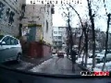 Russian Road Rage And Accident Compiliation
