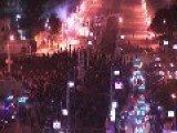 Raw: Clash Outside Egyptian Presidential Palace