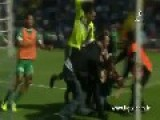 Soccer Goalie Beats Down Fan Who Walked On Field
