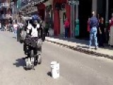 Street Performing Transformer