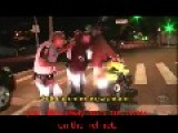 Sao Paulo Police Stop 2 Guys On Bike And Found Out They Are Packed...English Subtitles