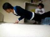 Super Asian Push Up