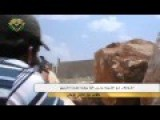 Syria - FSA Advances In Al Asala Against Dictator Assad Forces 6-15-13 Compilation Of Clashes