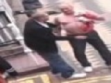 Stabbing And Beating Caught On Video By Russian Tourists In The Streets Of Birmingham, UK