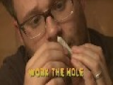 Seth Rogen Teaches How To Roll A Cross-joint