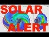 SOLAR ALERT - Incoming Direct CME From M1 Flare