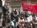 Syrian People Defy Dictator Assad Bombs And Hit The Streets On Friday