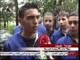 Syria Authorities Of Assad Punishes And Forces Students To Clean The Streets Of Homs