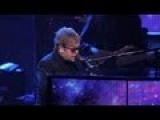 Sir Elton John Greets The 'Rocket Men' ESA