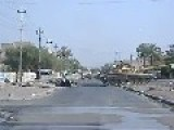 Soldiers Escape Secondary IED Blast In Baghdad