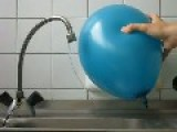 Static Electricity And A Balloon