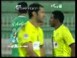 Saudi Soccer Player Vs Kuwaiti Soccer Player