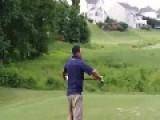 Sweet Golf Shot