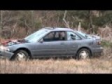 Shooting Up A Honda Accura
